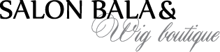 Salon Bala & Wig Boutique logo.